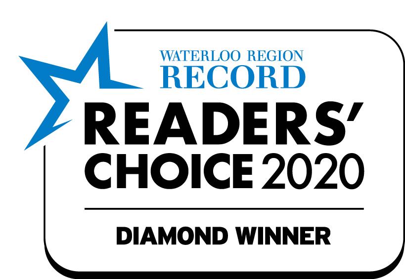 The Record Reader's Choice Diamond Award