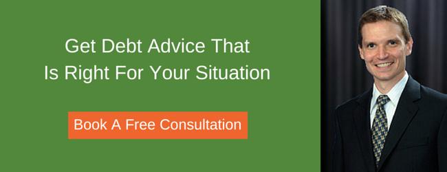 debt advice bankruptcy trustee
