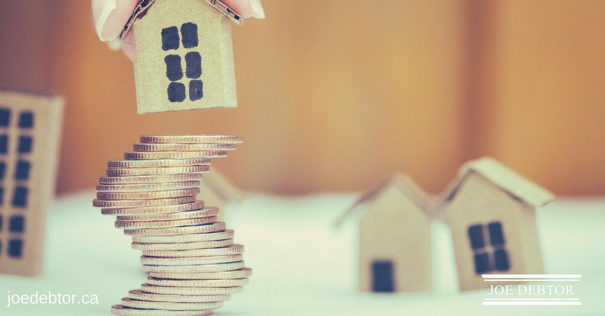 joe-debtor-high-risk-mortgage