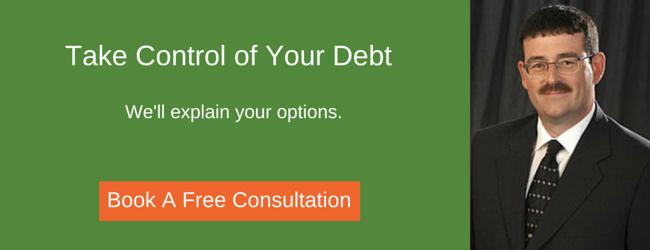 Take control debt cta Ted