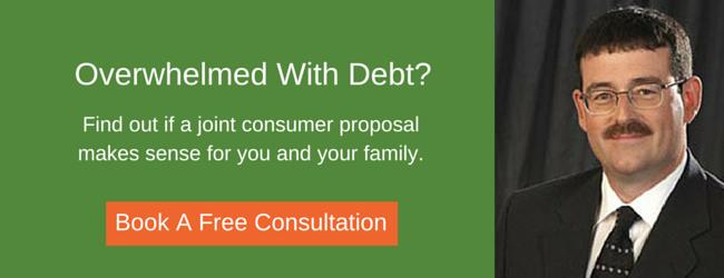 consumer proposal spouse