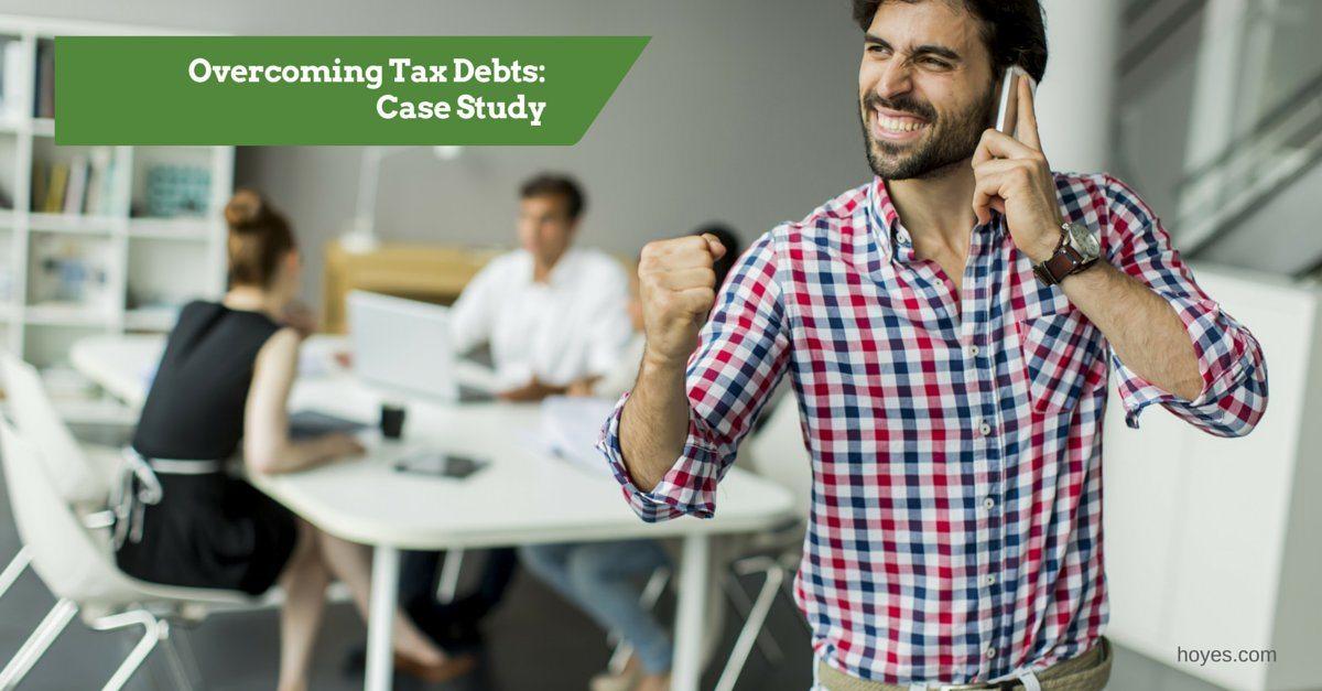business tax debts