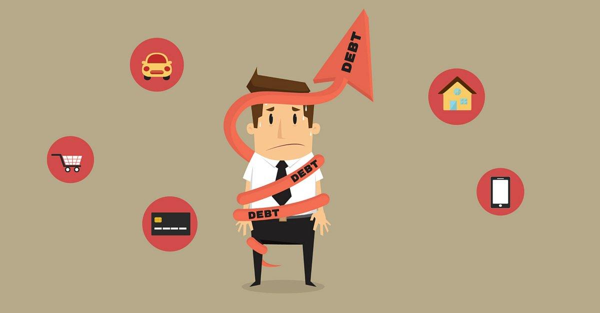 Steve Stewart Bad Debt Amp Not So Bad Debt Debt Free In 30