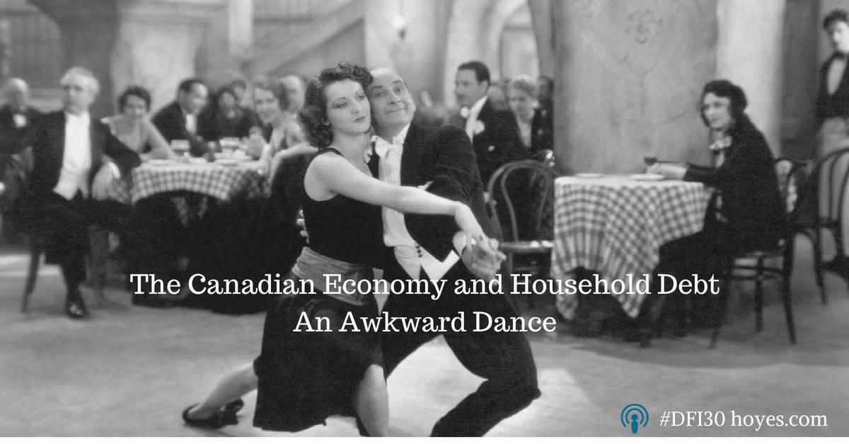 canadian economy, debt, David Bond economist