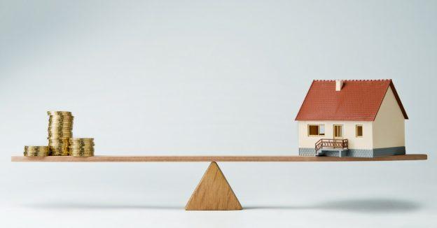 homeowner bankruptcy index
