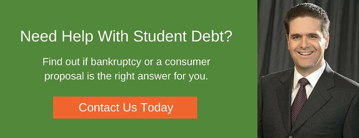 student debt help